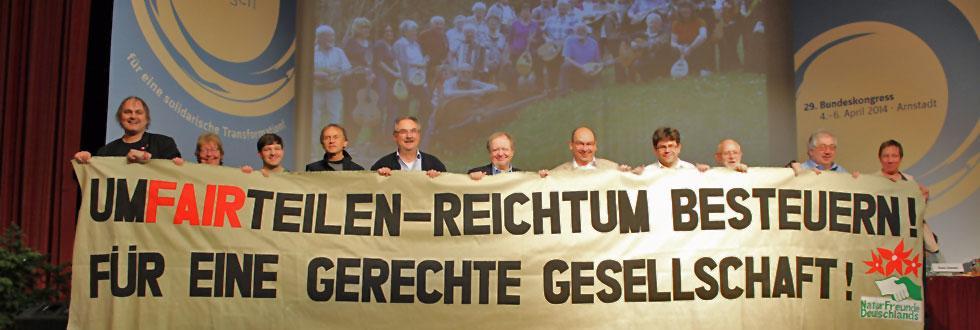 Bundesvorstand der NaturFreunde Deutschlands