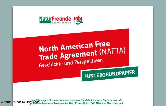 Neues Naturfreunde Hintergrundpapier Zu Nafta Naturfreunde
