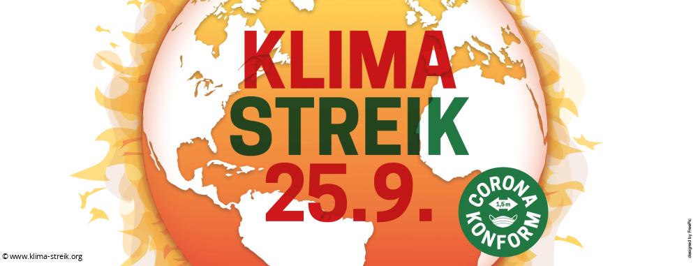 KlimaStreik 25.09.2020